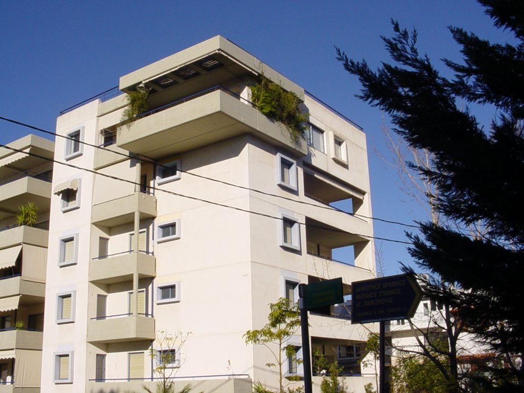 Agia Paraskevi Apartments